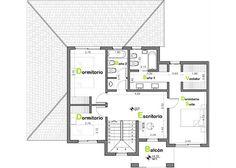 Estudio NF y Asociados - Casa Estilo Clásico Moderno - Arquitecto - Arquitectos - PortaldeArquitectos.com