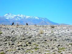 Volcanos. Atacama Desert. Chile.