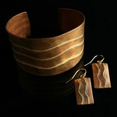 Nature Inspired Handcrafted Copper Jewelry Collection by Jewel of Havana Jewelry Artist, Ana Maria Andricain - Jewel of Havana Handcrafted Jewelry