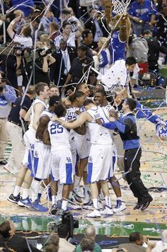 Kentucky Wildcats - 2012 NCAA Basketball Champions!  Go CATS!!!
