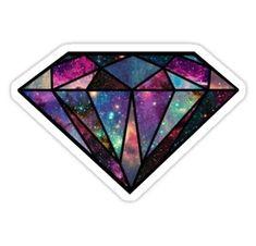 Resultado de imagen para stickers tumblr png diamond