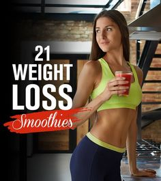 21 Weight Loss Smoothies With Recipes, Want to get rid of your pot belly and thunder thighs? Or do you want to stay healthy and fit? Then, you must try out smoothies. Smoothies are palatable, take, Weight Loss Snacks, Weight Loss Drinks, Weight Loss Smoothies, Healthy Weight Loss, Best Weight Loss Foods, Weight Loss Secrets, Weight Loss Meal Plan, Best Breakfast Smoothies, Healthy Smoothies