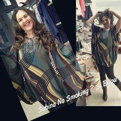 Vestito stile boho schic creato a mano da me