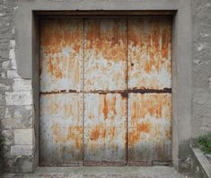 Location photo: The door to 'The Nest' - a gay club in Sydney's Kings Cross. Door Texture, Rusted Metal, A Night To Remember, Iron Doors, Steel Doors, Background Images, Garage, Painting, Inspiration