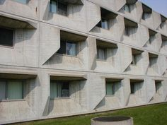 St Johns University - Marcel Breuer - Minnesota by ijnicholas, via Flickr