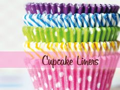 cute website for cupcake liners and party straws Beautiful Cupcakes, Baking Cupcakes, Yummy Cupcakes, Cupcake Supplies, Bakery Supplies, Party Supplies, Paper Cupcake, Cupcake Cakes, Cupcake Liners