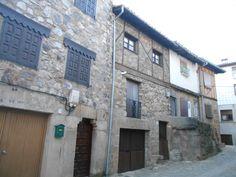 Villanueva del Conde. Casa típica