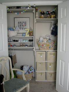 Design Dazzle: Baby Nursery: Silver Sage Paint Color