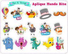 Imagem relacionada 1 Year Birthday, Boy Birthday, Sleepover Party, Baby Party, Bffs, Safari, Hello Kitty, Alice, Disney Characters