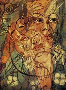 Untitled (4172) - (Francis Picabia)