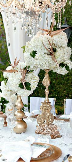 Wedding ● Tablescape