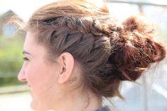#haar #vlecht #hair #braid