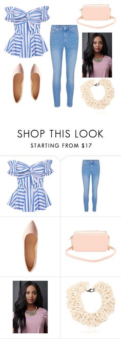 """""""Make a statement"""" by sassyladies ❤ liked on Polyvore featuring Caroline Constas, Charlotte Russe and Alienina"""