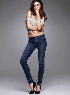 VS Siren Legging Jean - Victoria's Secret $34.99