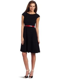 AK Anne Klein Women's Honeycomb Swing Dress.  List Price: #EANF#  Savings: #EANF#
