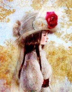 18- Beaux tableaux de Miharu Yokota