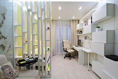 Три стильные однокомнатные квартиры — дизайнеры интерьеров показали, как сделать ремонт со вкусом и уместить всё на небольшой площади