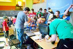 Dover Mini Maker Faire!