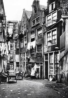 Halvemaansteeg 1930