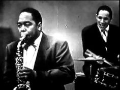 """Charlie Parker and Dizzy Gillespie – """"HOT HOUSE"""" (1951) // Charlie Parker – alto sax; Dizzy Gillespie – trumpet; Dick Hyman – piano; Sandy Block – bass; Charlie Smith – drums  """