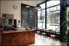 Meat and Bread restaurant, designed by Craig Stanghetta, shot by perfect.tommy, via Flickr