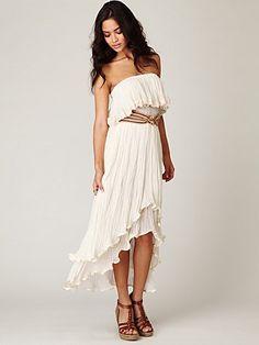Goddess Tube Dress