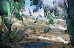 Numenera-Lands-Cloudcrystal-Skyfields.png (632×412) | Numenera ...