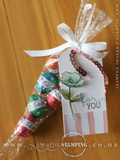 Fancy friday blog hopspring inspiration cellophane bags birthday blooms easter gift negle Choice Image
