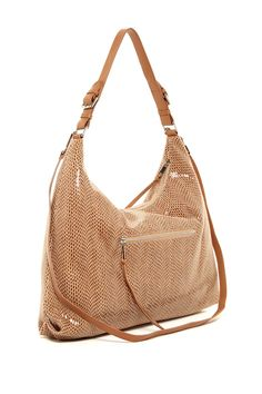 Lexi Leather Shoulder Bag by Sorial on @nordstrom_rack