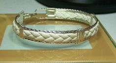Jo-Bobs Fashion Jewelry - Faux Braided Leather