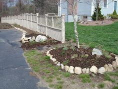 Driveway Edging, Plants, Plant, Planting, Planets