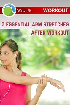 344792269ea 3 essential arm stretches to do after every workout. Golf Video Tips  Driving. WatchFit · Gym Workouts