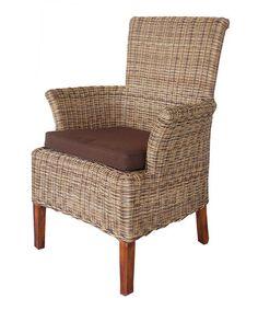 Look what I found on #zulily! St. Tropez Arm Chair #zulilyfinds