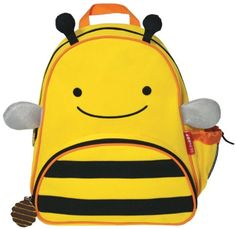 Skip Hop Zoo Pack Backpack Backpack Bags – Yellow « Clothing Impulse