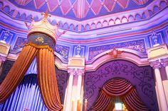Tokyo Disneyland Cinderella fairy tale hall