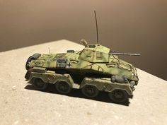 1/87 HO Artitec sdkfz 231 8 rad