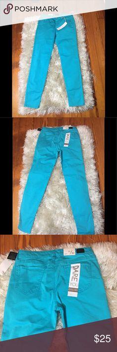 Celebrity Pink Juniors Jayden Skinny Jeans Rose Tan Sz 11//30 NWT