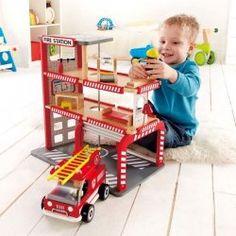 Caserne de pompier - Hape