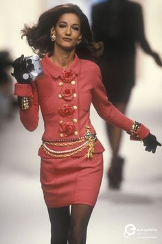 Marpessa - CHANEL, Spring-Summer 1991, Couture