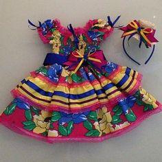 Para a criançada que adora uma fantasia, as festas juninas já estão chegando e não vão faltar oportunidades para os pequenos se divertir e pular a fogueira com estilo, principalmente nas festinhas...