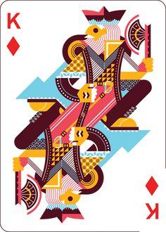 Naipe King Playing cards