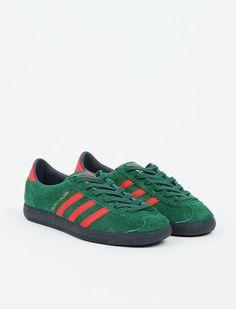 Adidas Hamburg  GTX +RARE+ Green Green Stripe  Men/'s 8.5 spezial samba Eme