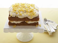 Spring Celebration Carrot Cake Recipe : Food Network Kitchen : Food Network