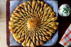 feta tapenade tarte soleil | smittenkitchen.com