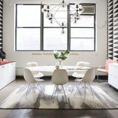 Homepolish Interior Design | Twelve NYC's Pretty Office Upgrade