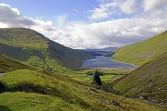 """Talla Reservoir, The Scottish. Borders - """"For more than 500 years, fm its earliest known history as a royal hunting forest in the 12th C, this area of wild land provided a stronghold for legendary figures such as William Wallace and a battleground for the endless feuding across the Scottish border as well as the lawless activities of the Border Reivers.""""  quote fm:  http://www.wildlifeextra.com/go/news/borders-conservation.html#cr"""