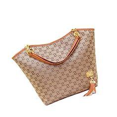 Gemuni Fashion Casual Bag Zipper (Khaki) – EUR € 7.42