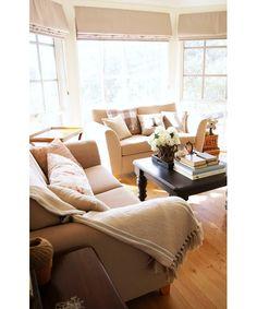 Living Room Reveal - Home and Garden Design Ideas