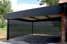 """Résultat de recherche d'images pour """"garage toit plat + carport"""""""