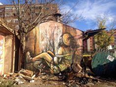 Rome street art -- February 9, 2014